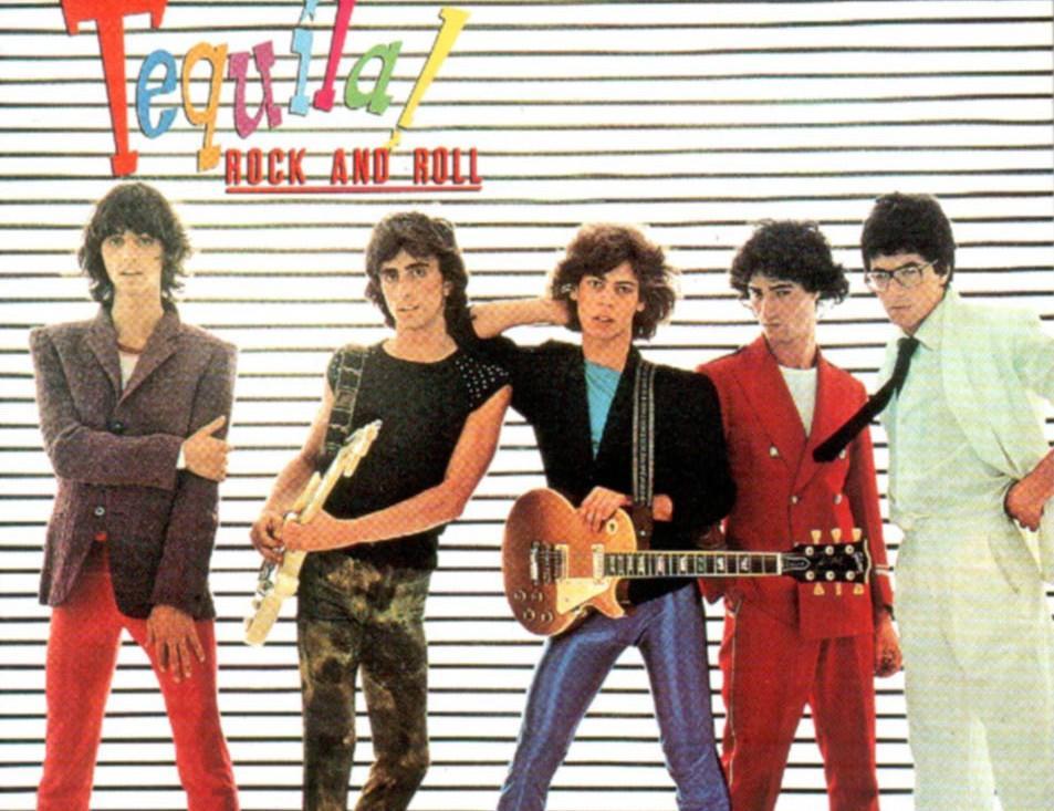 Tequila un clásico del pop-rock español